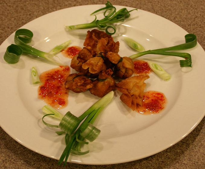 Food presentation pegham seekho aur sikhao for Asian cuisine ppt