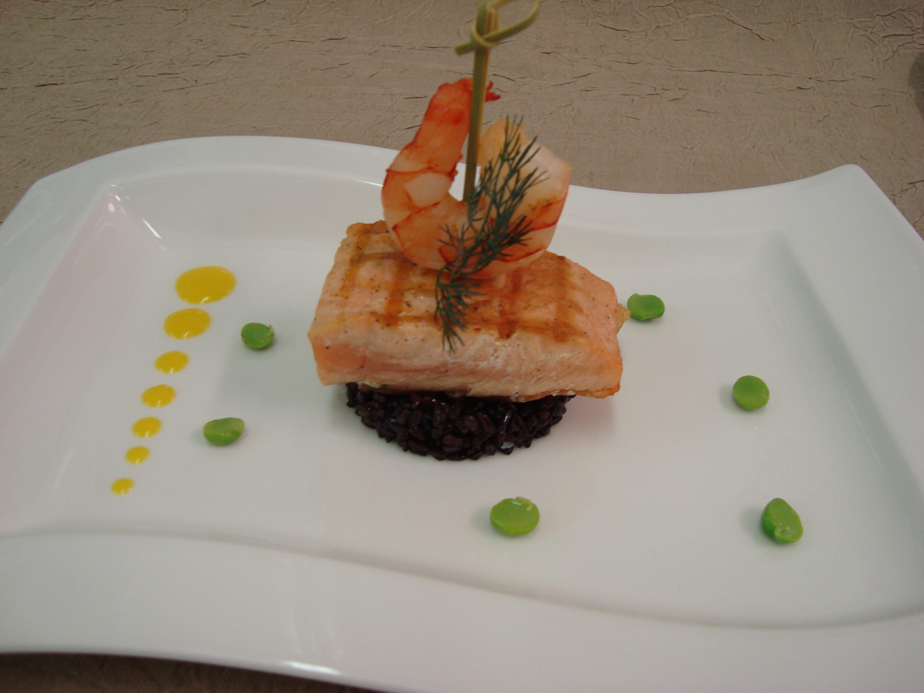 presentations of food