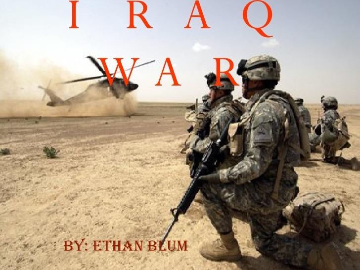 Iraq War: Ameriki Dehshatgardi