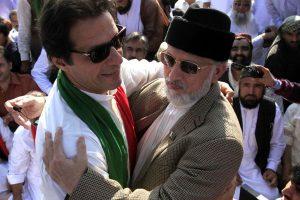 Imran Khan Tahir ul Qadri