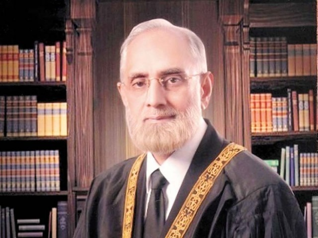 Current Affaris: CJ of Pakistan Anwar Zaheer Jamali Says..