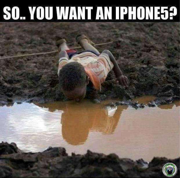 So... You Want An iPhone????