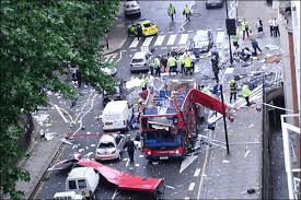 London Bombing - Shaitan Ka Harba