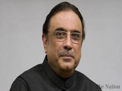Will Not Let Another Bangladesh Be Established Here - Zardari