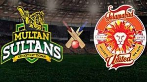 PSL4: Islamabad United vs Multan Sultans