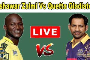 PSL4: Peshawar Zalmi vs Quetta Gladiators