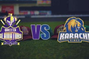 PSL4 - Karachi Kings vs Quetta Gladiators