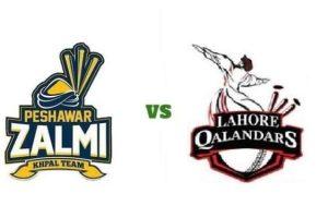 PSL4: Lahore Qalanadrs vs Peshawar Zalmi