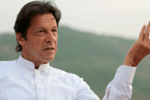First Round: Imran Khan