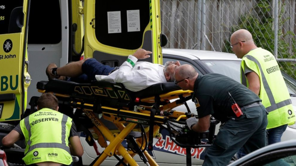 New Zealand Mosque Shooting - 49 Martyred