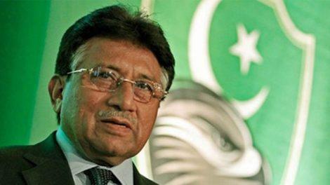 Musharraf Sentenced to Death