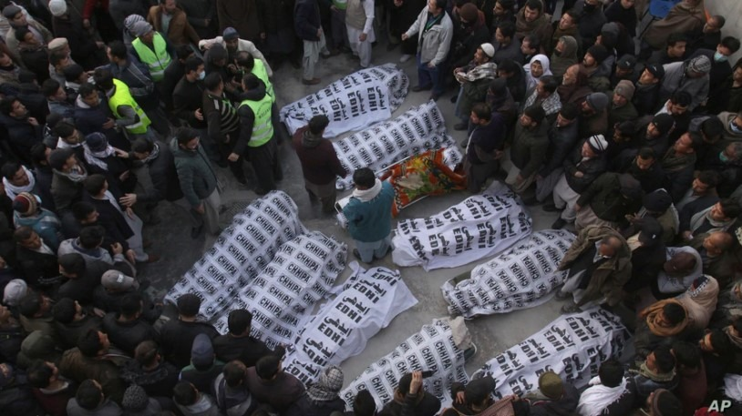 Hazara - Nishaney Per Kyun??