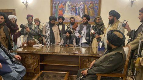 Taliban Concur Afghanistan